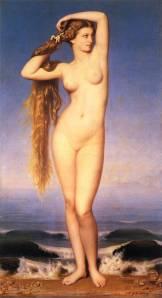 maury-Duval Eugene-Emmanuel - La naissance de Venus