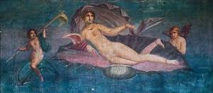 Aphrodite Anadyomene (Pompei)