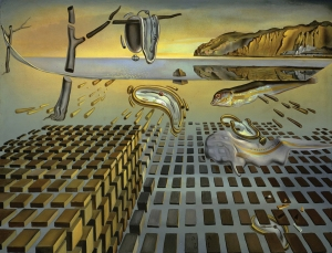 Dali - The Disintegration of Persistence of Memory