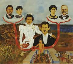 frida kahlo mes grands parents