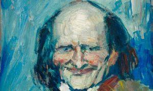 Pablo Picasso's portrait of Bibi la Puree