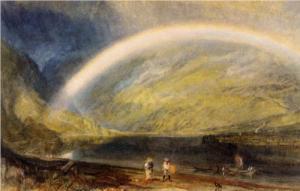 Rainbow, Turner