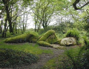 Lost gardens of Heligan, UK